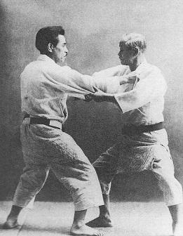 Kano and Mifune